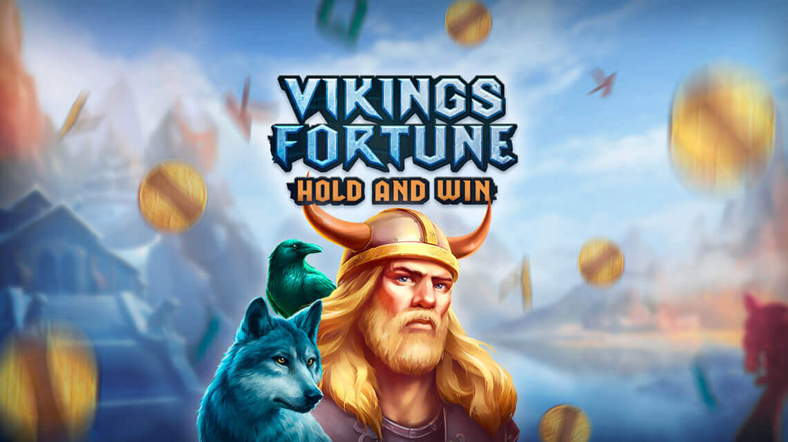 Endless features and bonuses are coming with Vikings Fortune: Hold and Win video slot by Playson