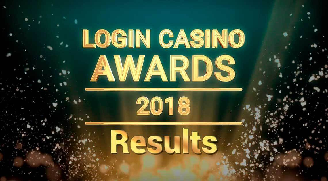 Login Casino Awards 2018 voting results to be revealed soon