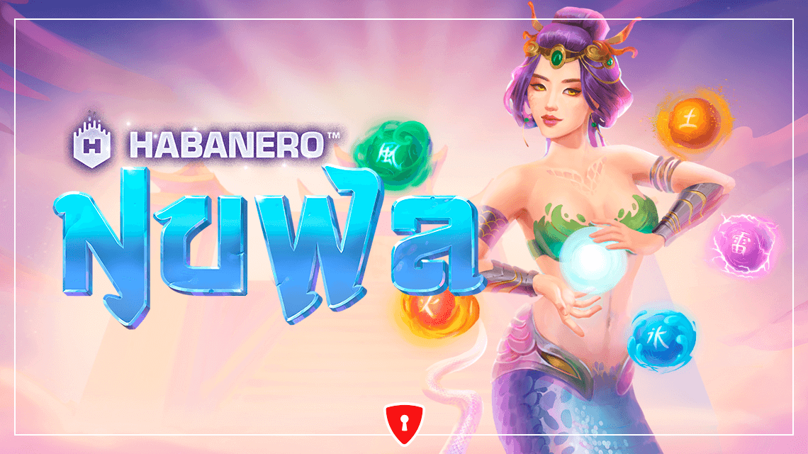 Charming Chinese Goddess Brings Luck in Habanero's Slot Nuwa