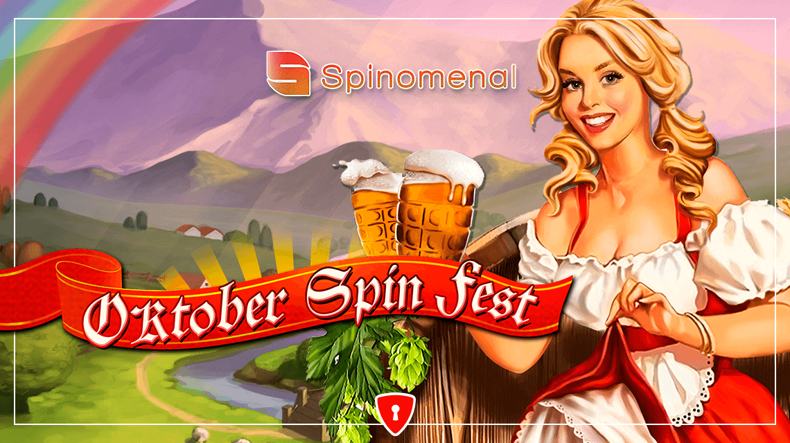 Join the Oktober Spin Fest with Spinomenal's New Game