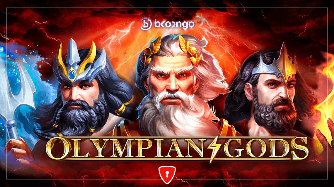 Olympian Gods Slot from Booongo   Slotegrator