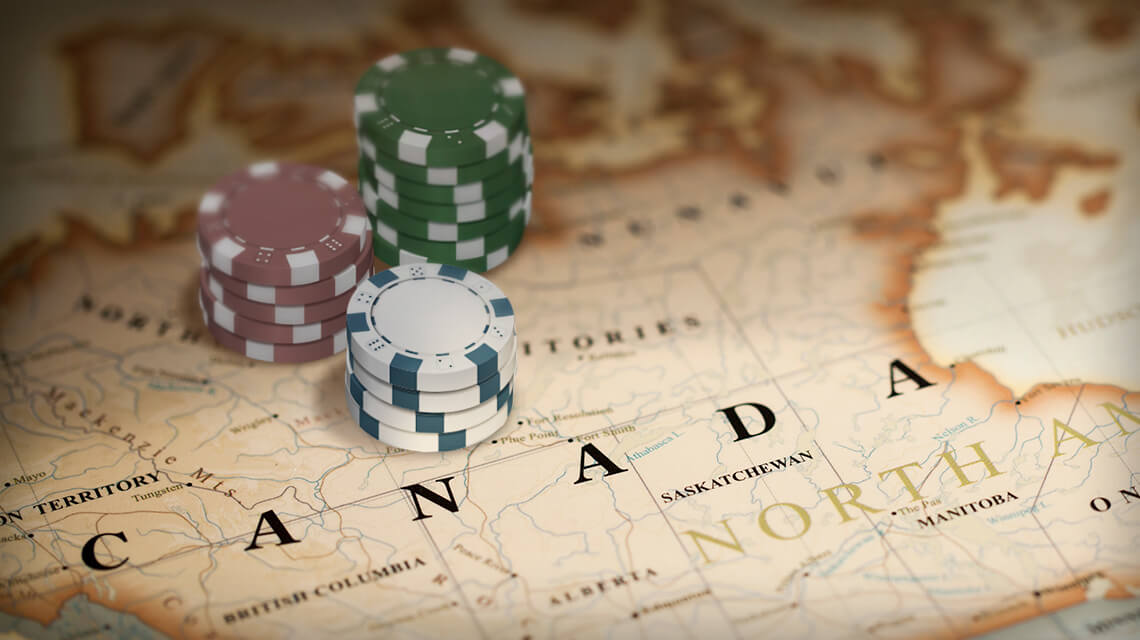 Gambling business in Canada. History, laws and statistics