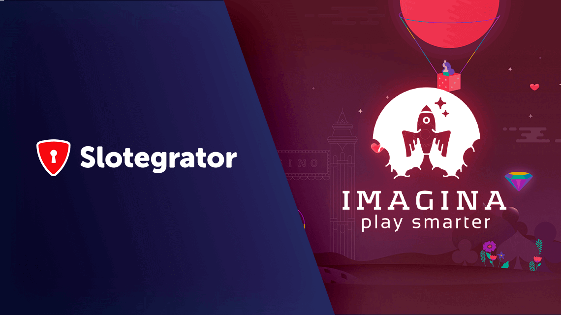 Slotegrator and Imagina Gaming Are Now Partners