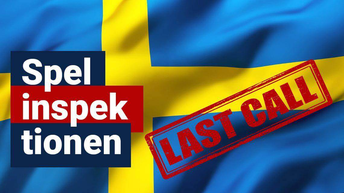 Sweden's gambling regulator rises a red flag for operators' non-compliance
