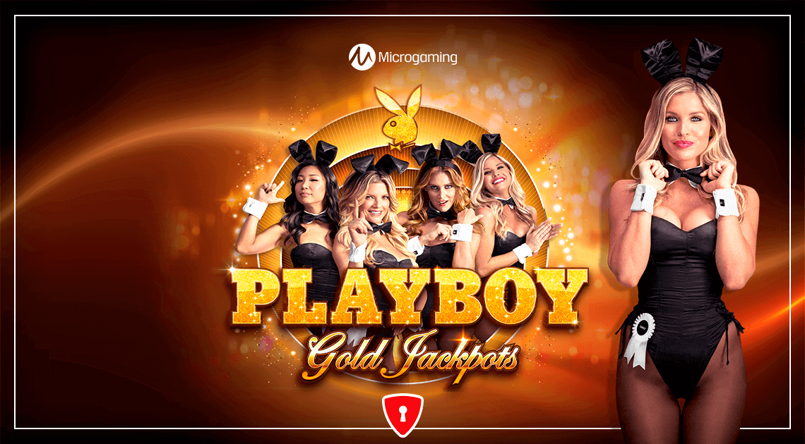 New Game From Microgaming: Playboy Gold Jackpots