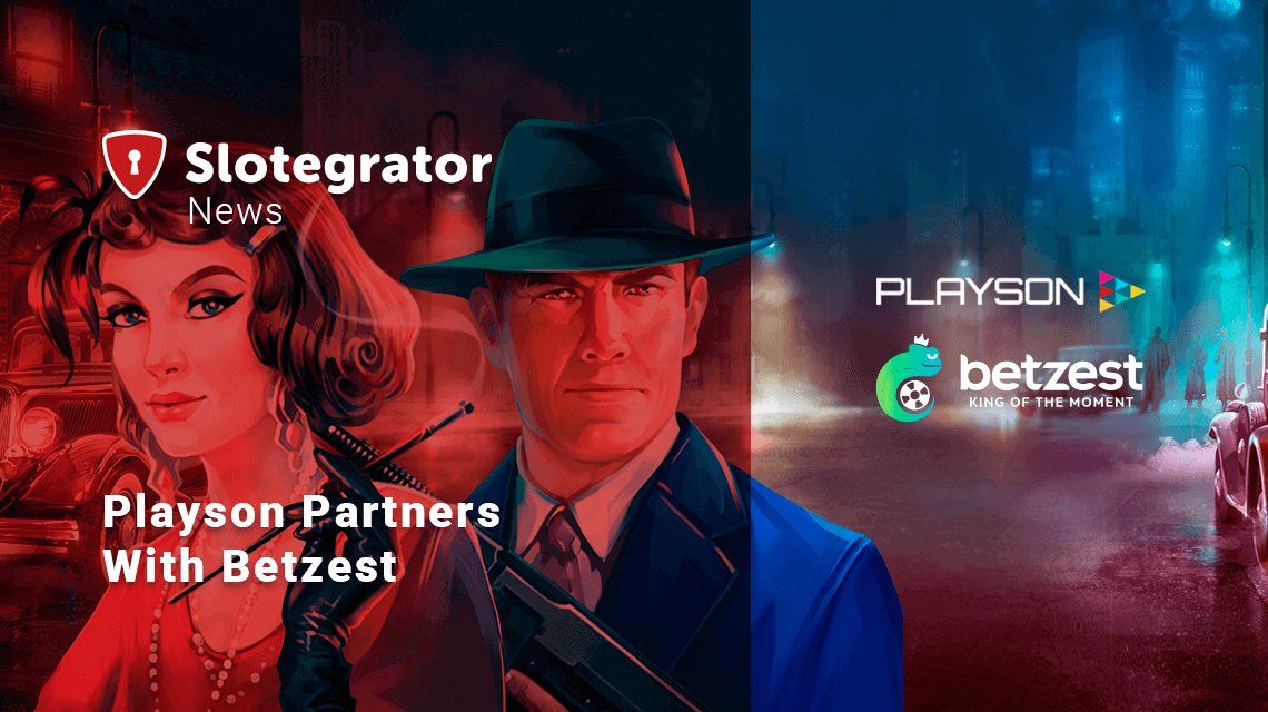 Playson Partners With Betzest