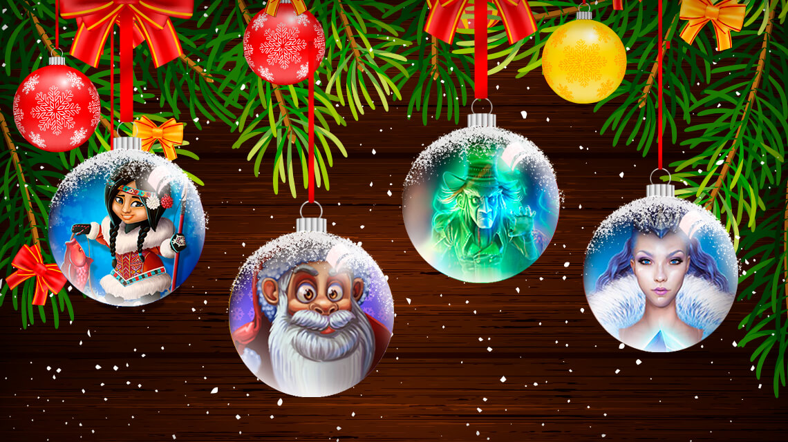 Best Christmas Slots from Ultimate iGaming Providers