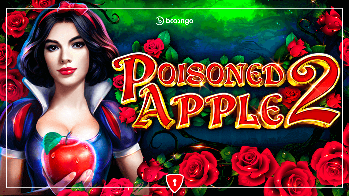 Players Will Fall Under the Fairy-Tale Spell of Booongo's New Slot, Poisoned Apple 2