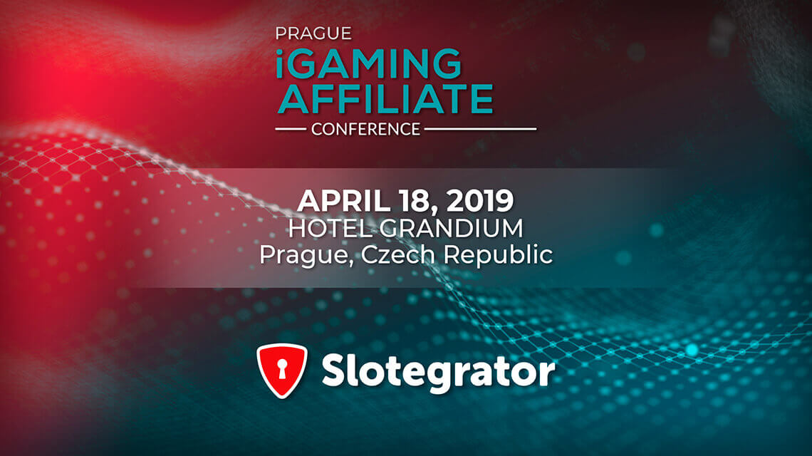 Slotegrator goes to Prague iGaming Affiliate Conference