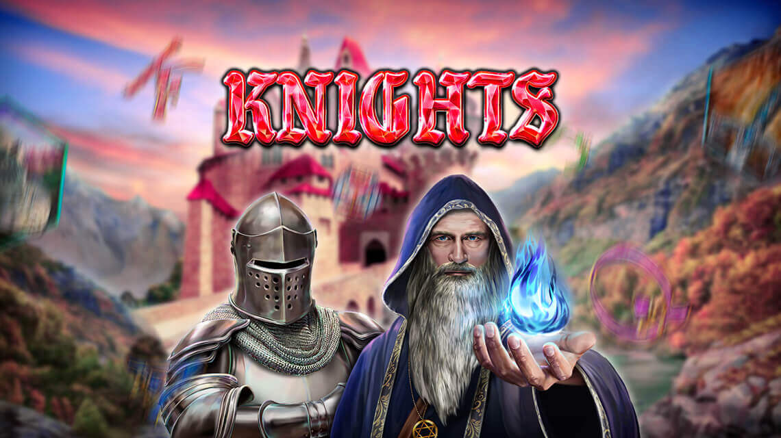 RedRake Gaming will create gamblers KNIGHTS - the upcoming video slot