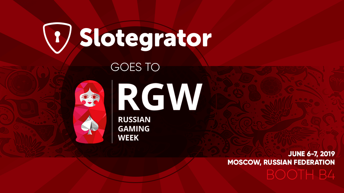 Slotegrator attends Russian Gaming Week 2019