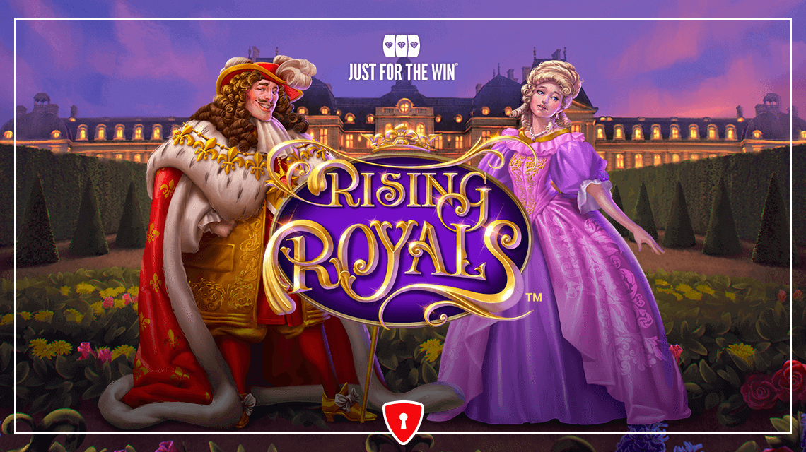 Rising Royals - New Game from Just for the Win