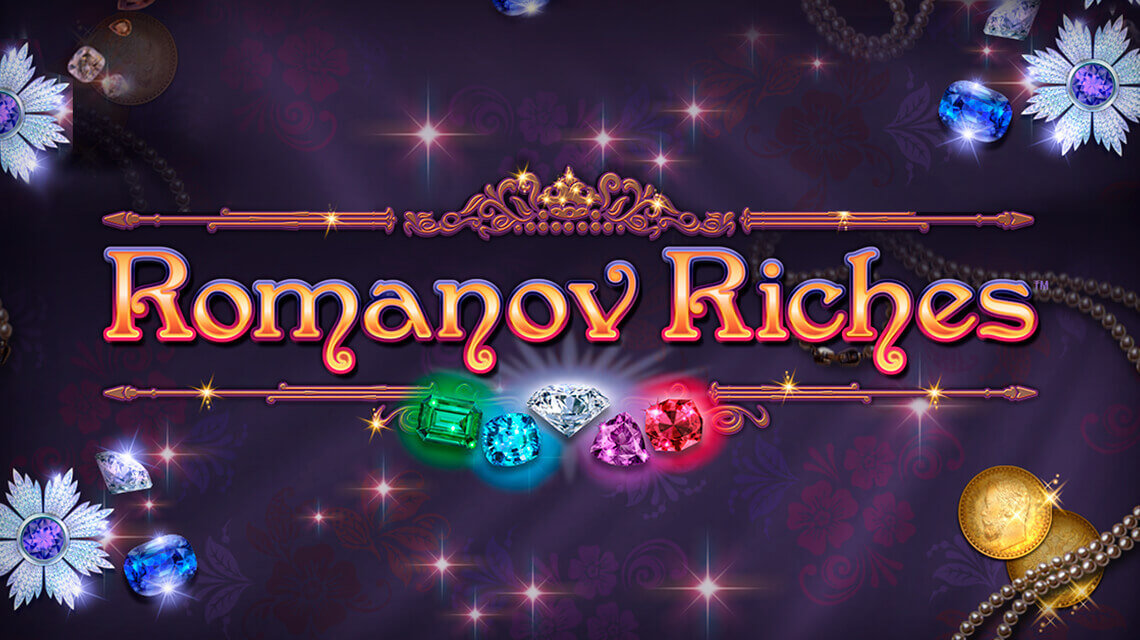 Microgaming and Fortune Factory Studios Collaborated for Romanov Riches Slot