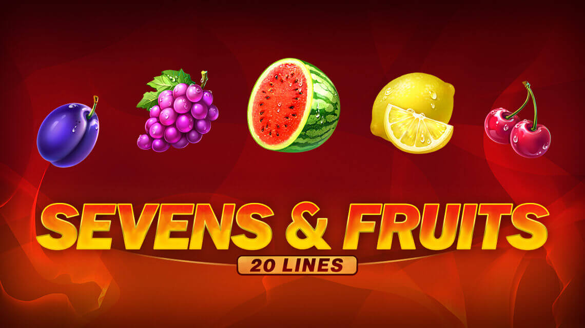 Old ways are best − Playson offers to bet on 20 ways in upcoming Fruits and Sevens video slot