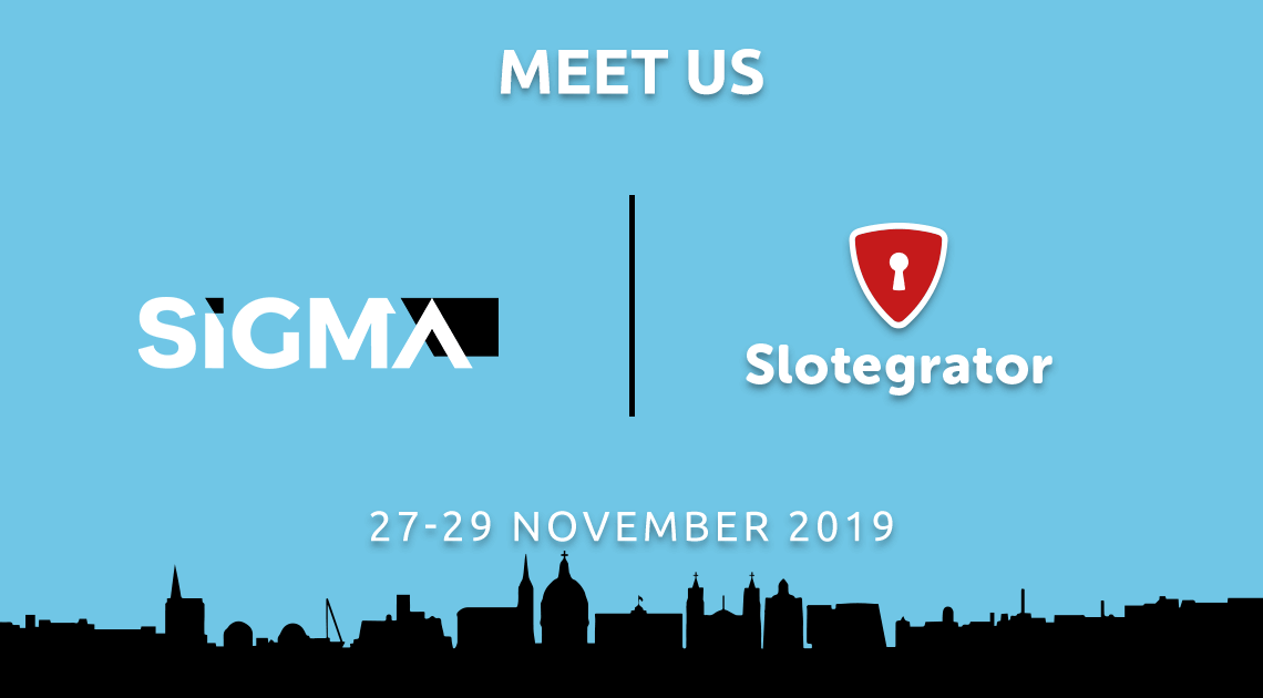 Slotegrator Is Excited to Take Part in SiGMA Malta 2019