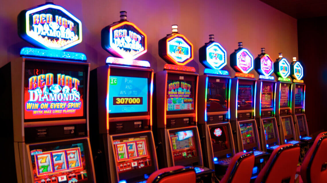 Online casino slot strategy