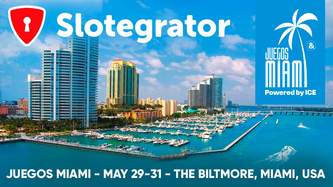 Meet Slotegrator at Juegos Miami