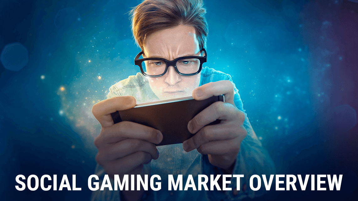 Social Gaming Market Overview: Current Situation and Predictions