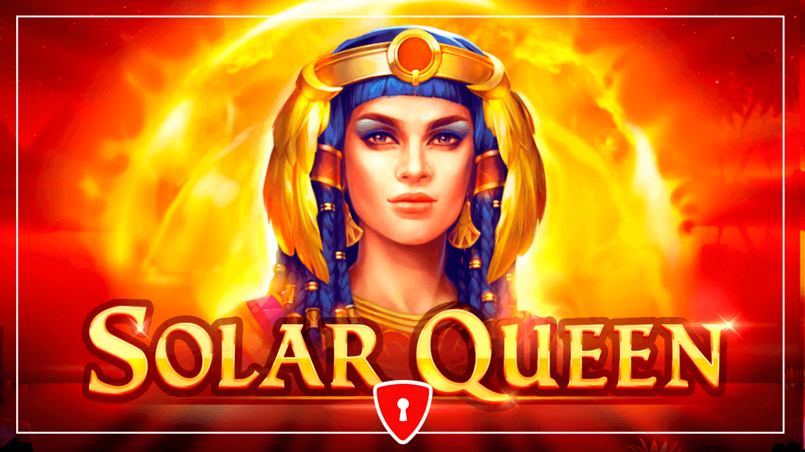 Solar Queen Slot from Playson Will Take Players to Ancient Egypt