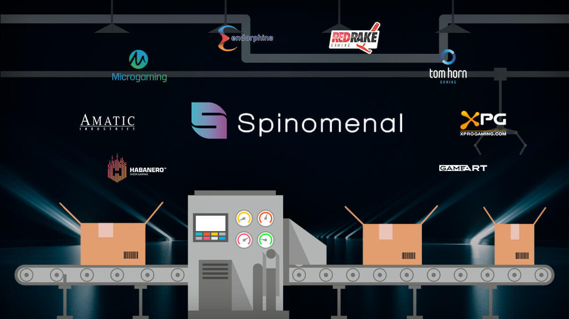 Gambling Developer Spinomenal is now in APIgrator Unified Protocol