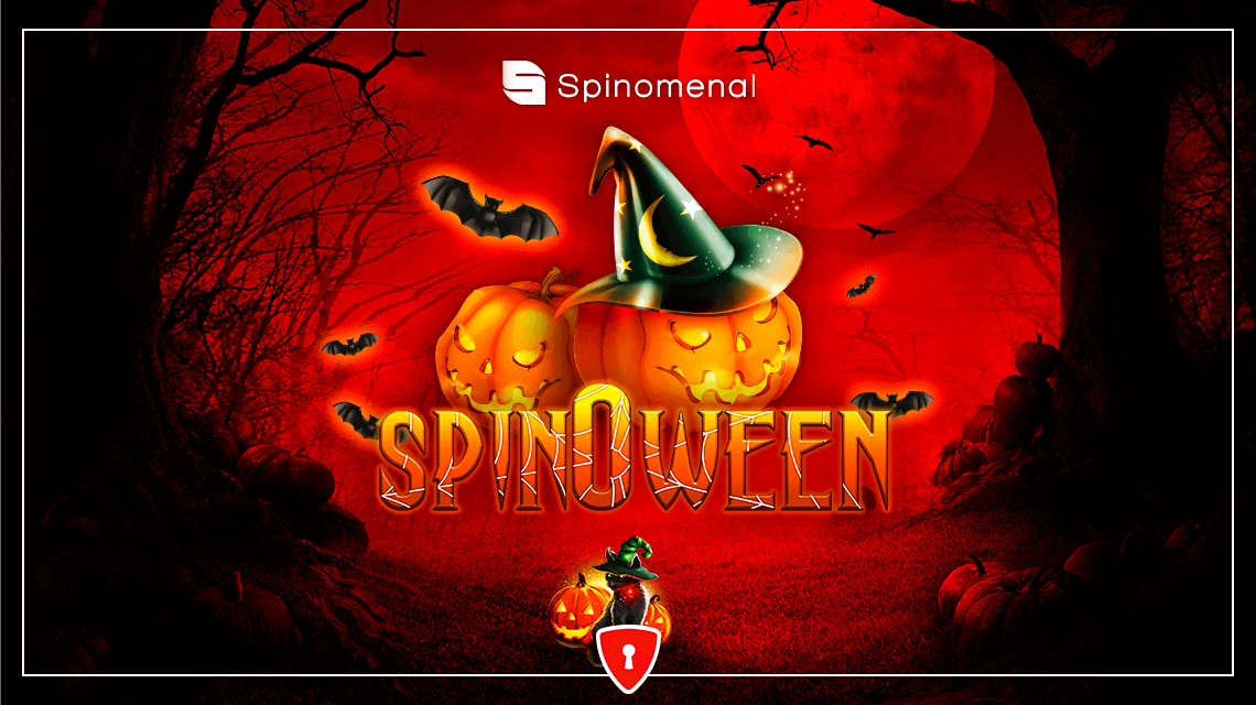 Players Are in for the Scare of Their Life with Spinomenal's New Slot, Spinoween