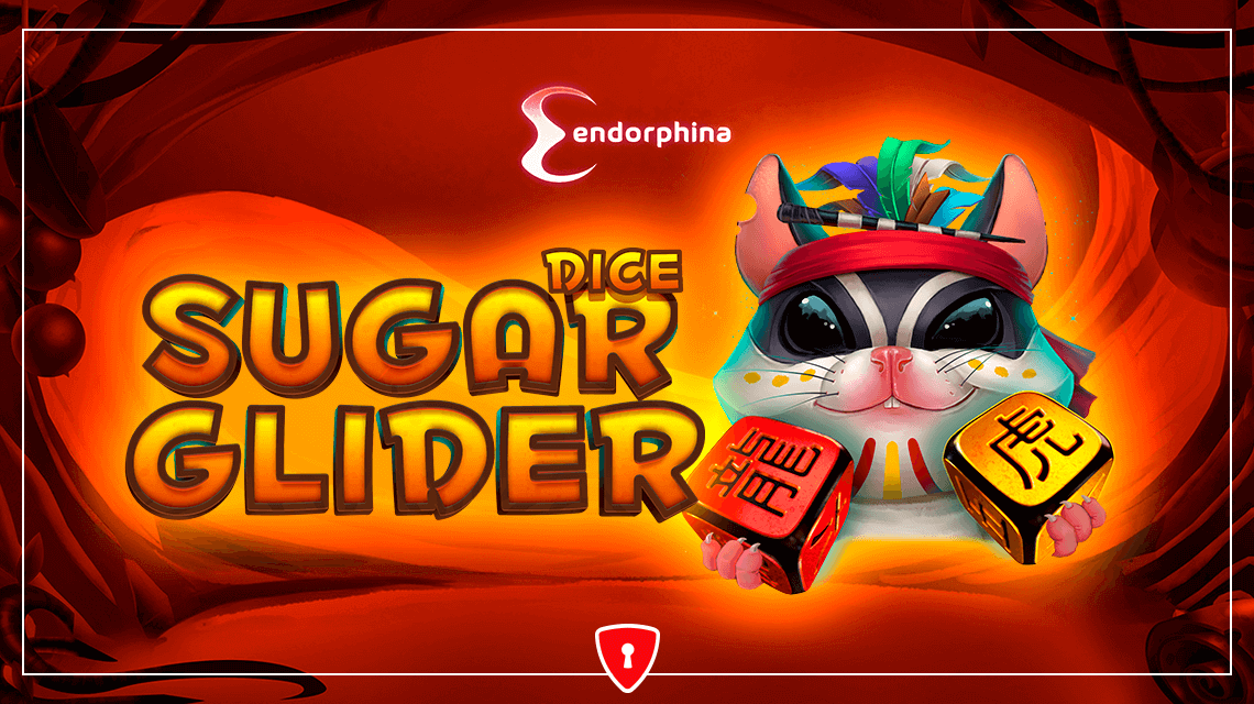 Endorphina's Cutest Squirrel Is Back in the New Sugar Glider Dice Game