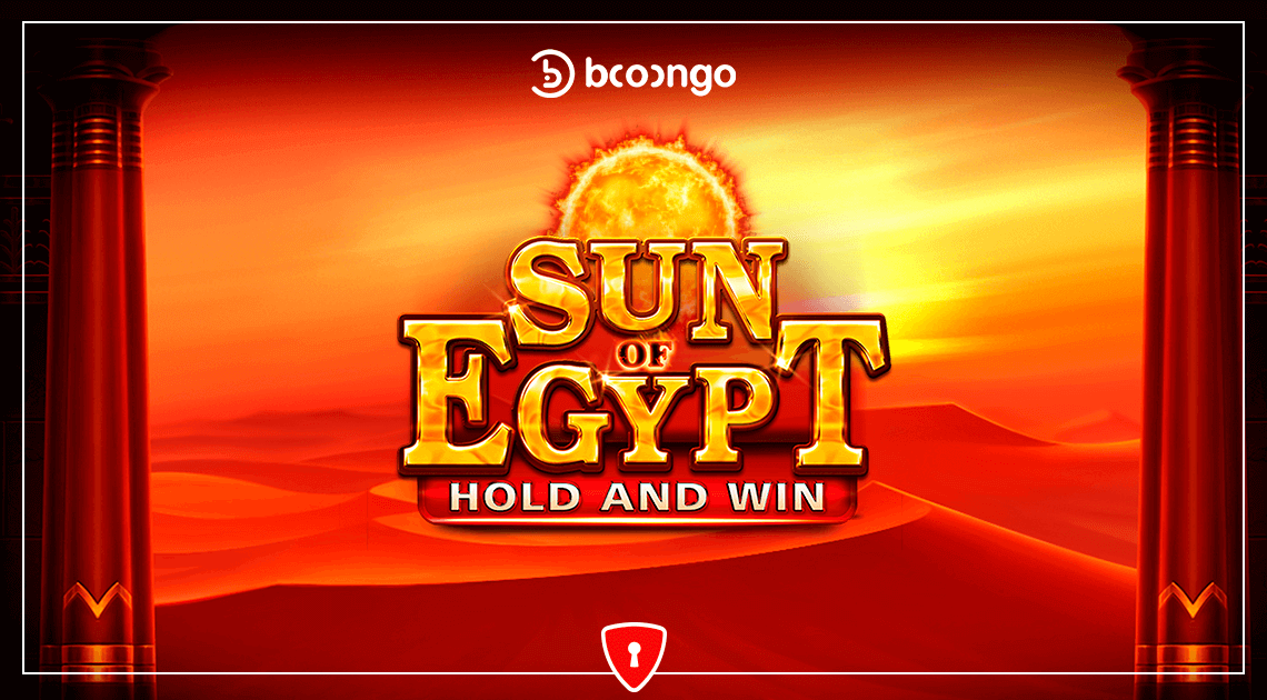 New Game From Booongo: Sun of Egypt: Hold and Win