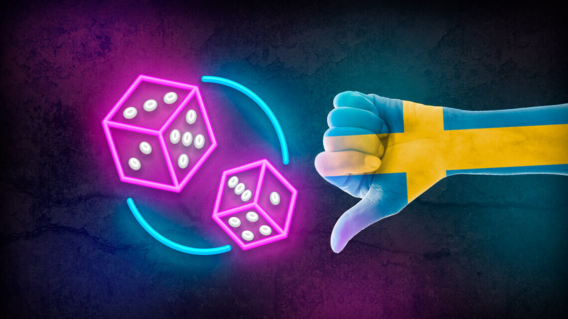 Two Swedish operators were fined for allowing self-excluded users to gamble online