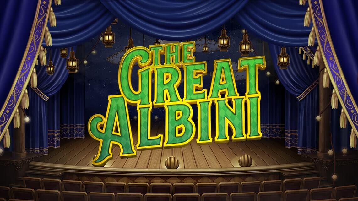 The Great Albini: Illusion in a new slot from Microgaming and Foxium