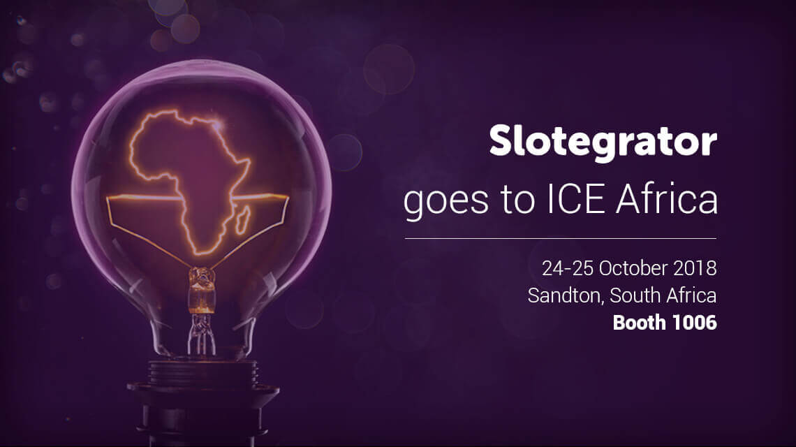 Slotegrator to Visit ICE Africa 2018