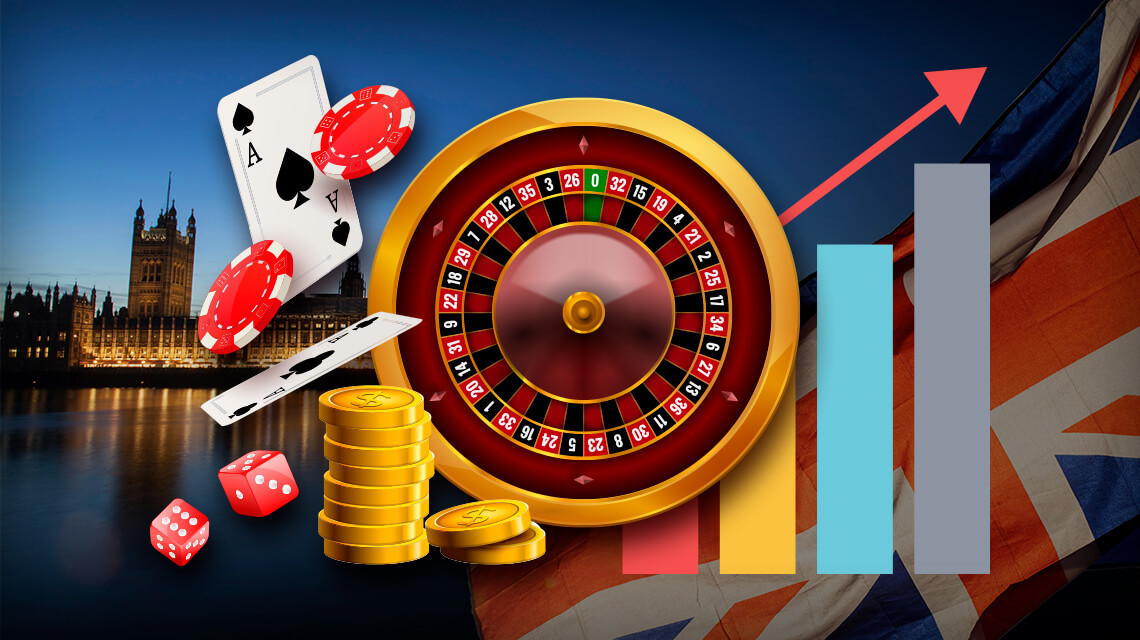 UK Online Gambling Market Overview