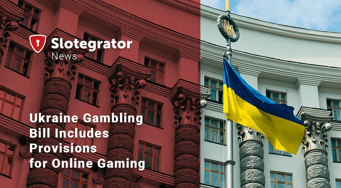 Ukraine Gambling Bill Text Released