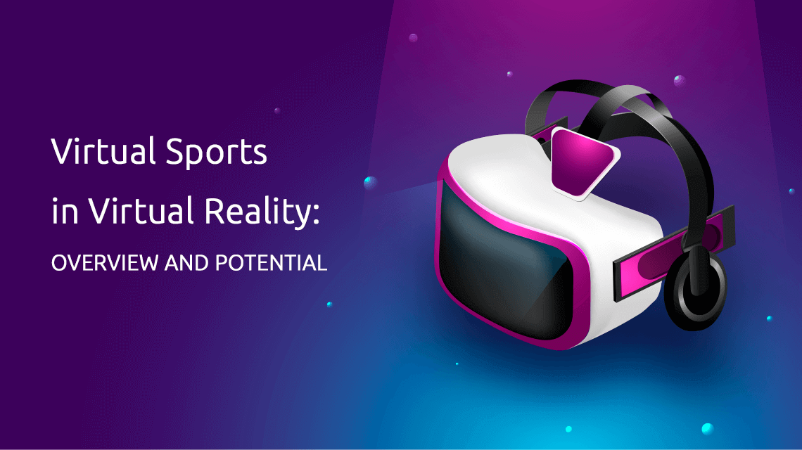 Virtual Sports in Virtual Reality: Overview and Potential