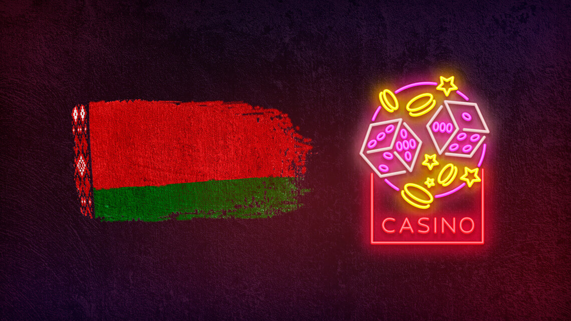 Online casino legalization law comes into force in Belarus