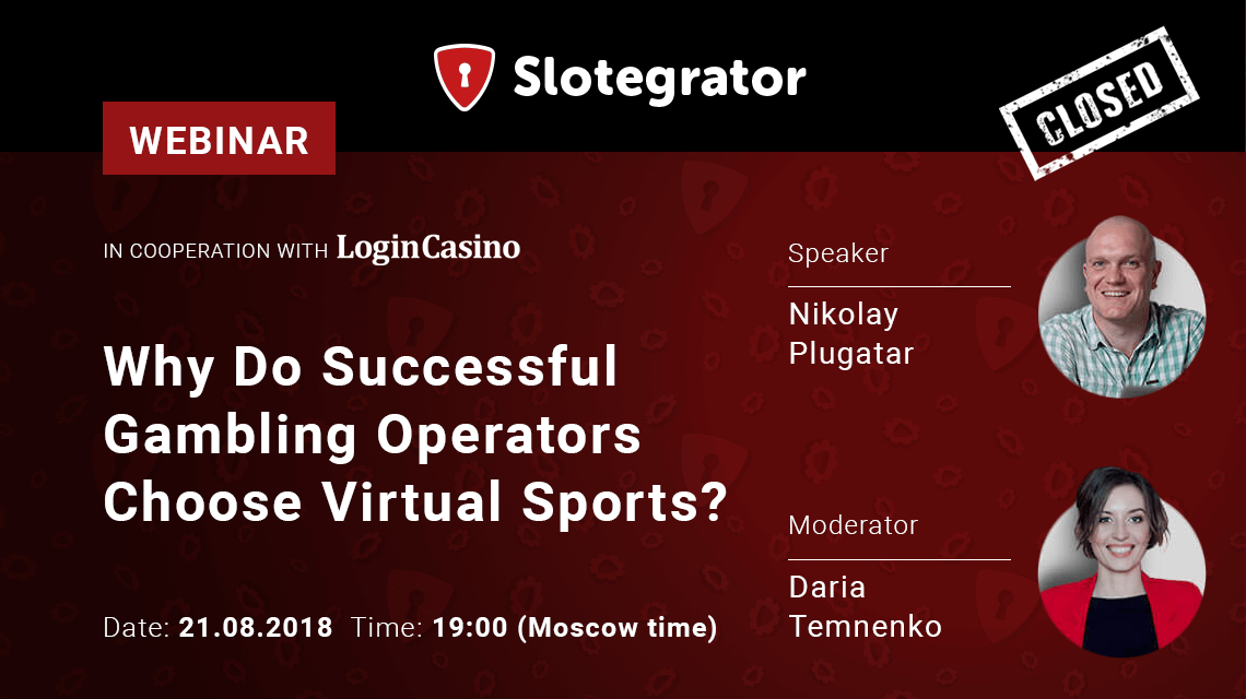 Webinar by Slotegrator and Login Casino: