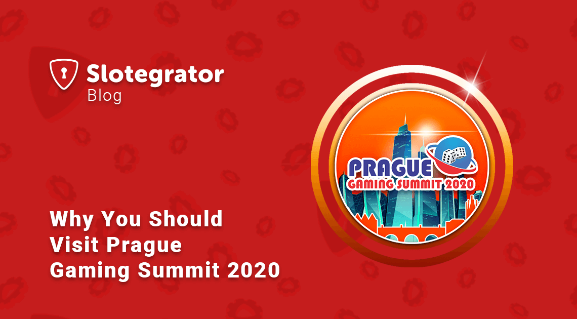 Prague Gaming Summit 2020 - gaming event