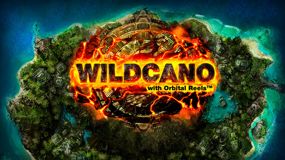 Viral Wildcano Game from Red Rake Now in HTML5