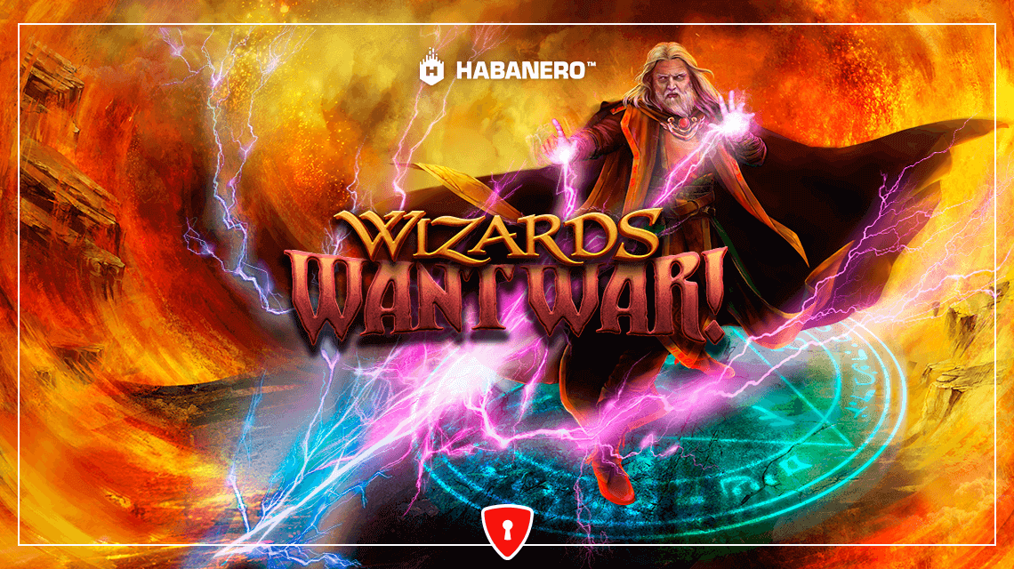 Players Will Feel the Magic in Habanero's Slot, Wizards Want War