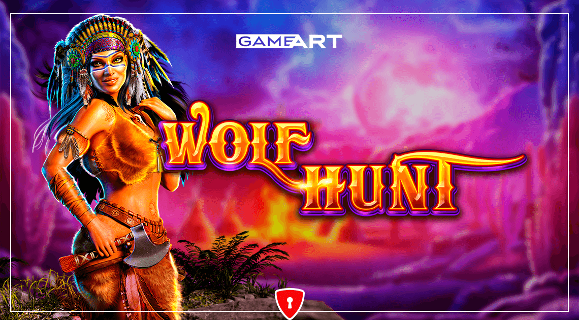 Wolf Hunt is GameArt's Ferocious New Slot