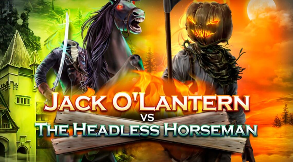 Jack O'Lantern vs The Headless Horseman: meet a new horror game from Red Rake