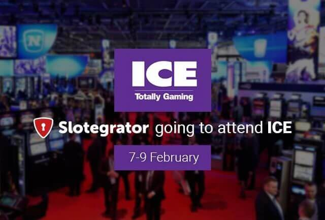 Slotegrator is going to attend ICE Totally Gaming