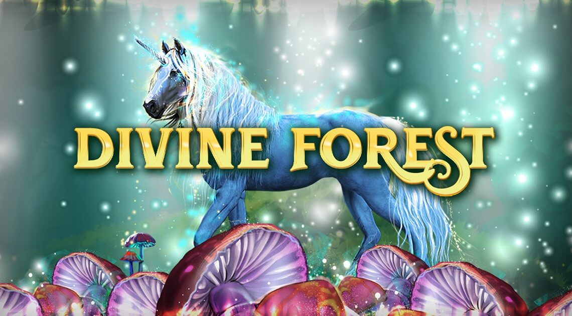Take Up the Quest Through Divine Forest Slot from Spinomenal