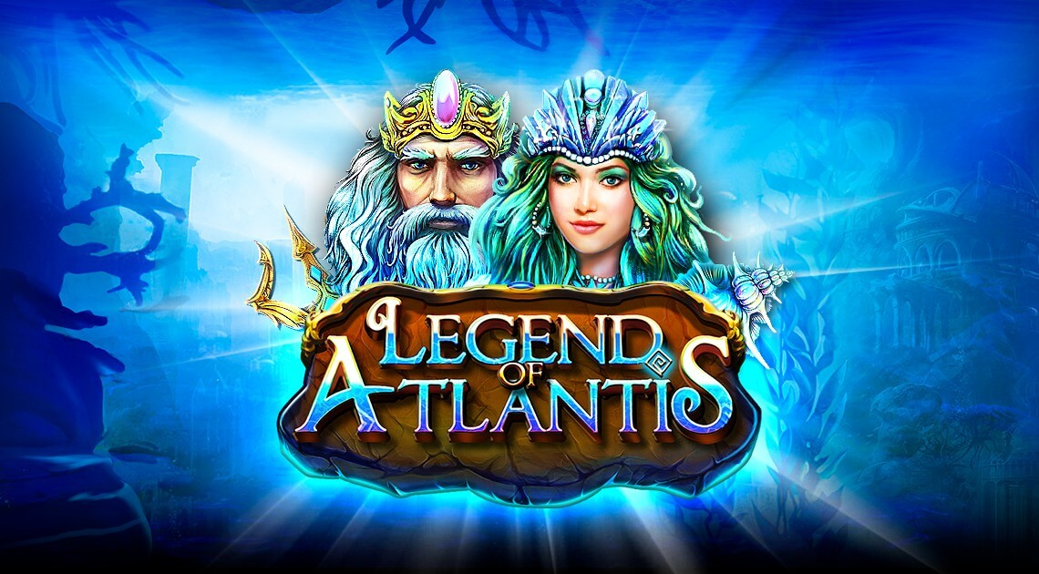 Еще одна игра от Platipus Gaming: Legend of Atlantis