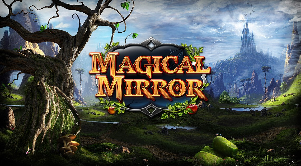 Platipus presented well-known fairytale themed slot Magical Mirror