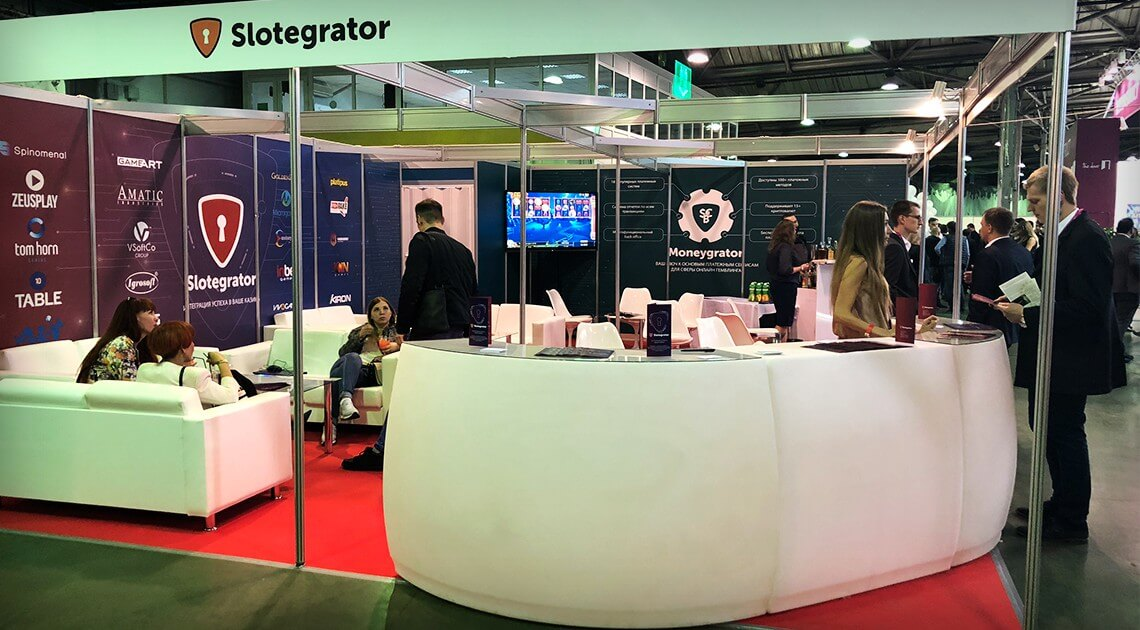 Russian Gaming Week 2018: day one