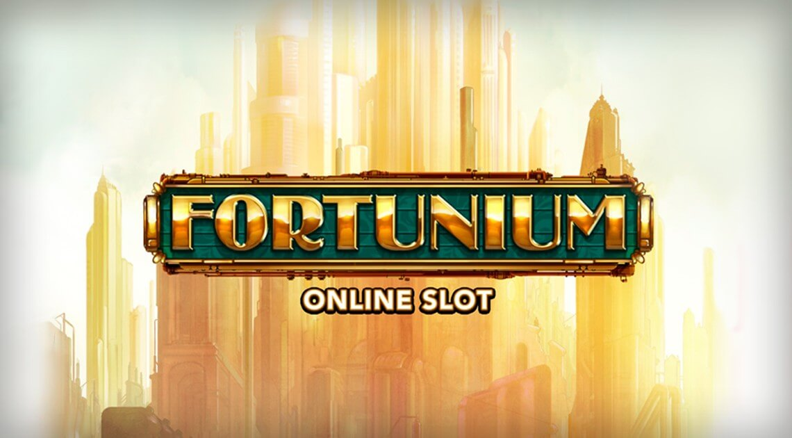 Set on a journey to the golden city – Fortunium from Microgaming!