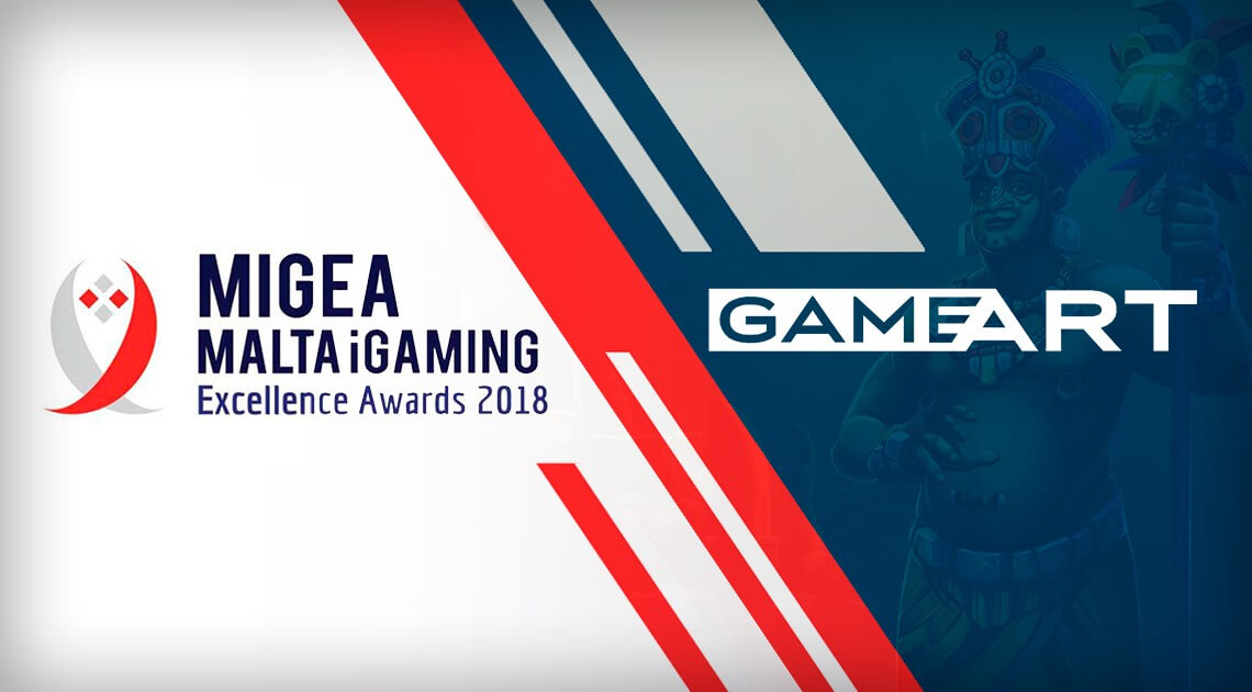 GameArt Nominated for Malta's iGaming Excellence Awards 6 Times