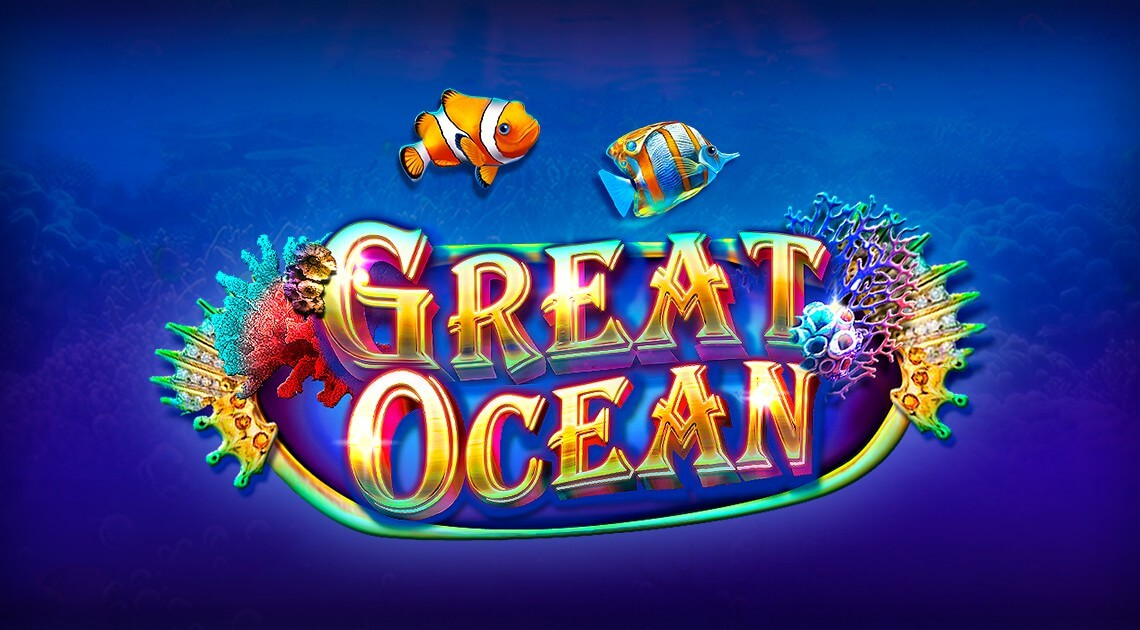 Overwhelming Wealth in Great Ocean Slot from Platipus
