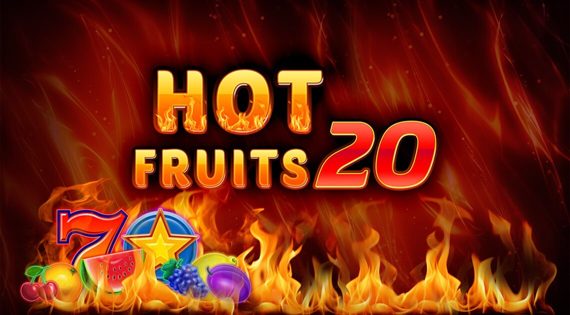 Hot Fruits 20 Slot by Amatic is Really Hot