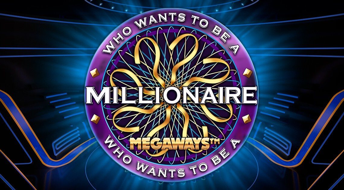 It's Big Time Gaming's New Casino Slot: Who Wants to Be a Millionaire